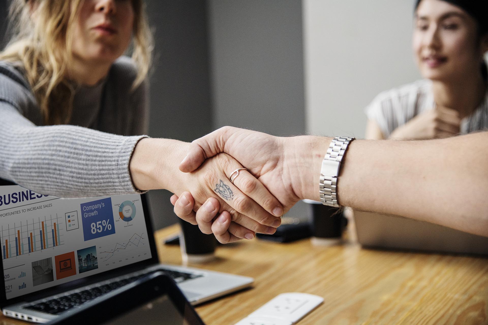 We build long term strategic partnerships